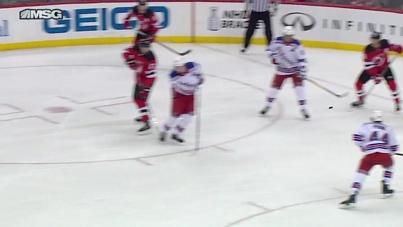 New York Rangers - New Jersey Devils - April 3rd, 2018