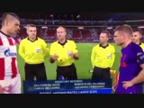 James Milner refusing to pick red on the coin toss