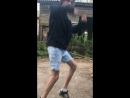 лютый дед танцует
