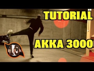 EPIC Freestyle Skill Tutorial | How To Do The Issy AKKA 3000 | Advanced | by 10BRA