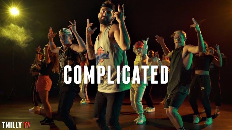 Mura Masa, NAO - Complicated - Dance Choreography by Jake Kodish - ft hella people TMillyTV | Danceproject.info