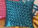 Шьем подушки с буфами мы по схеме лист. буфы подушки схемы 2. После того как схема нанесена...