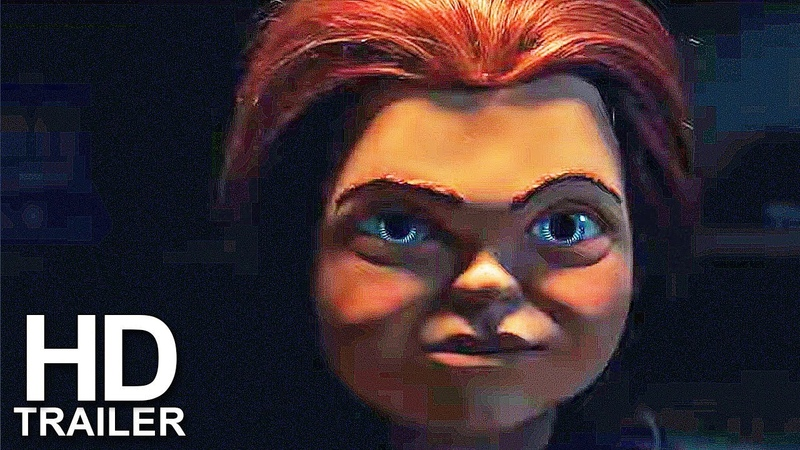 CHILD'S PLAY Official Trailer 2 2019 CHUCKY Horror Movie HD