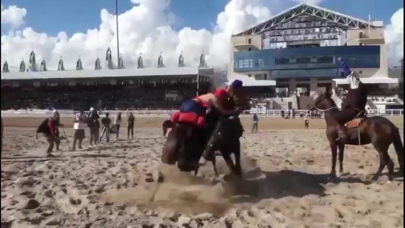 Қазақ-Қырғыз тартысы