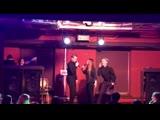 Выступление трио Черные подкидыши на Black Comedy Show в Лысьве (+18)