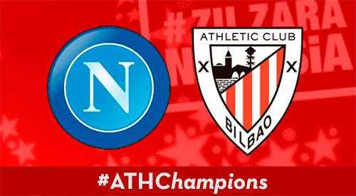 Наполи – Атлетик Б. Лига чемпионов 2014-15