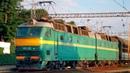 ZDSimulator - новогодний мультиплеер. ЧС7-213 с поездом №541 Днепр - Трускавец