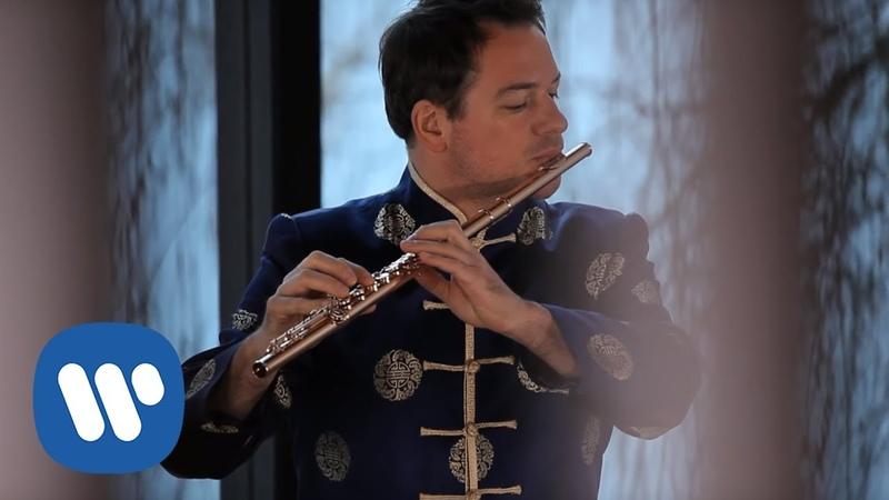 Debussy: Syrinx for solo flute (Emmanuel Pahud)