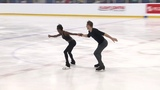 Vanessa JAMES &amp Morgan CIPRES FRA Free Skate Autumn Classic International 2018