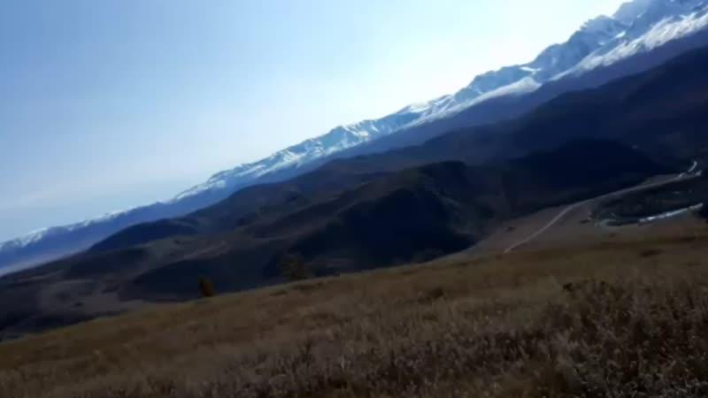 с. Акташ, гора Беленькая, первая смотровая площадка, высота 2300