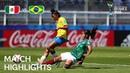 Mexico v. Brazil - FIFA U-20 Women's World Cup France 2018 - Match 04