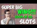 CASINO SLOT MACHINE - BOOK OF RA SLOTS - MEGA WINS CASINO SLOTS