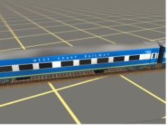West coast Railway Economy