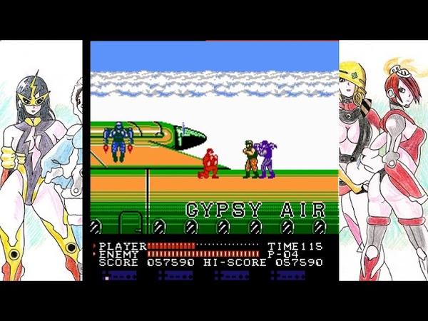 Spartan X 2 (NES) - live-stream by AG
