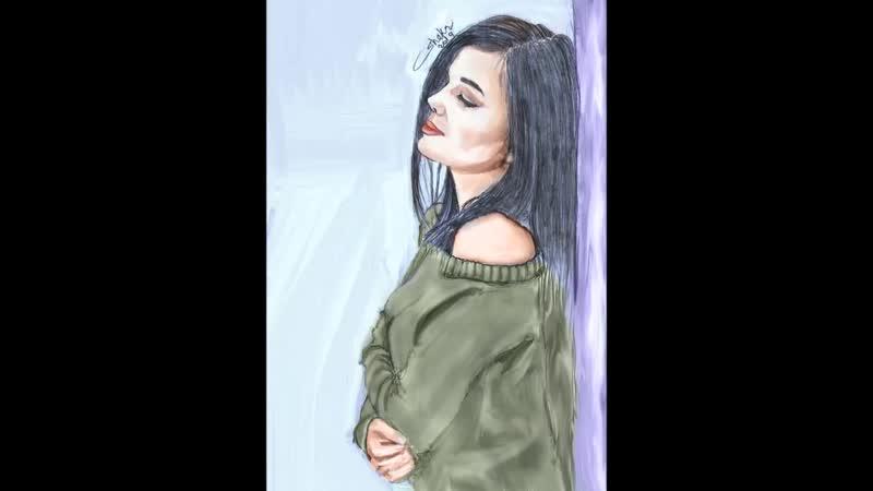 Мой рисунок на YouTube......www.youtube.com/watch?v=0OlWU8b0nFYt=170s