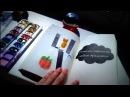 Обзор на блокноты Кери Смит / Выполняем задания в УНИЧТОЖЬ МЕНЯ / Мой новый дневник