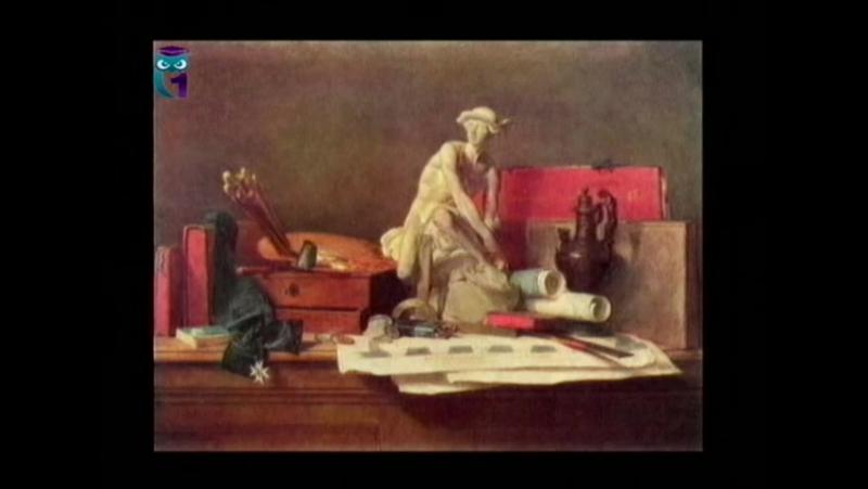 История мировой культуры. Лекция 7. Возвращение жизни в искусство