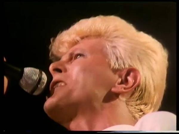 David Bowie sings Imagine - a tribute to John Lennon