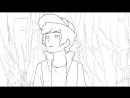 Gravity Falls Гравити Фолз BillDipp БиллДипп слэш ПРОБА 1/2