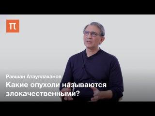 Иммунитет и опухоль — Равшан Атауллаханов