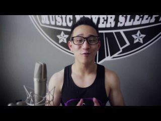 Radioactive - Imagine Dragons (Jason Chen Cover)