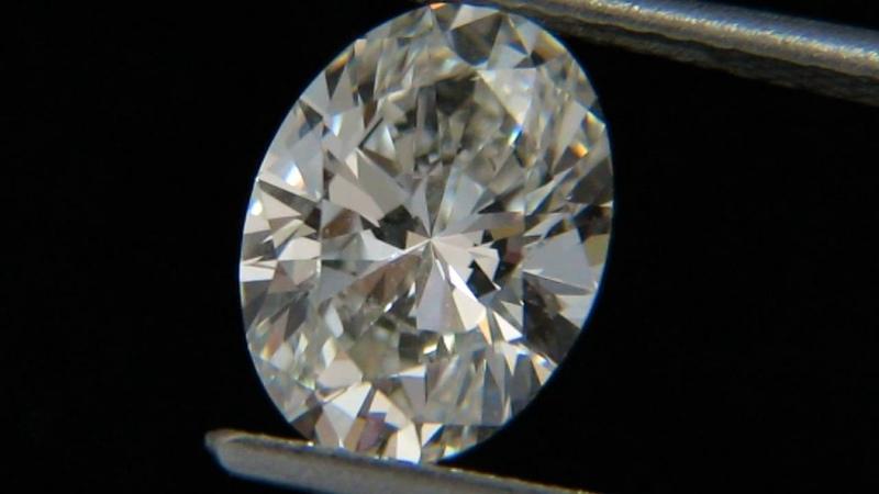 GIA OVAL Diamond 2.02ct
