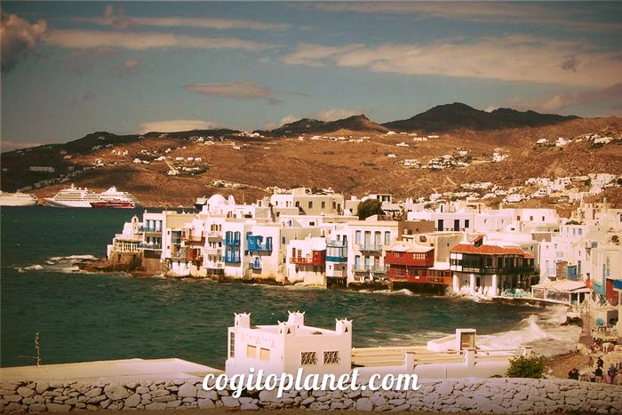 Греция: Остров Миконос