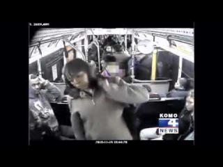 Pregnant teen attacked on bus: 'I could see my face bleeding'