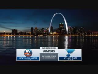 NHL 2019/01/05 | RS | New York Islanders vs St Louis Blues | MSG+