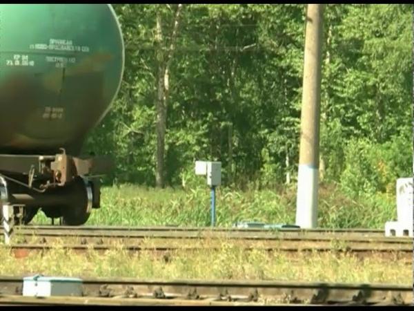На станции «Волга» под Ярославлем грузовой поезд насмерть сбил пенсионерку