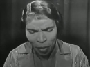 """Marian Anderson """"He's Got the Whole World In His Hands"""" LiVE 1953 TV"""