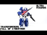 Video Review of the Transformers Fall of Cybertron: Ultra Magnus