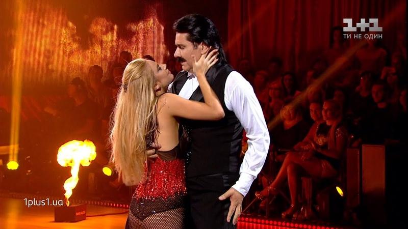 Павло Зібров та Марія Шмельова – Танго – Танці з зірками. 5 сезон