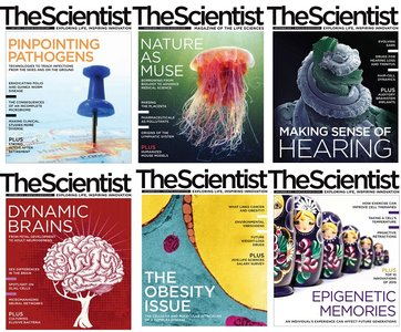 The Scientist 2015 Full Year Collection