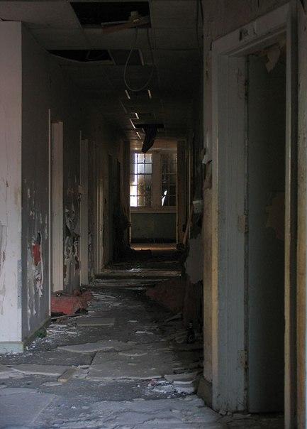 Психиатрическая клиника в Витби, Канада