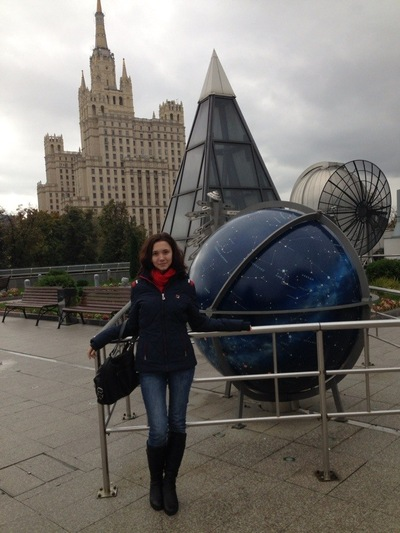 Дарья Амирханова, 28 августа 1997, Москва, id184560284