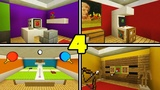 Minecraft Tutorial 4 Awesome Things to add to your house!