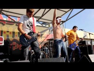 Группа МАРС - Спелая Вишня, Юнона 08.09.2013