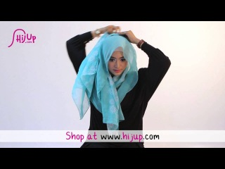 Hijab Tutorial Style 50 by HijUp.com