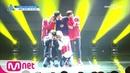 PRODUCE 101 season2 [단독/4회] ′속이 뻥뚫리는 무대′ 프로틴♡ ㅣ세븐틴 ♬만세_1조 @그룹배틀 170428 EP.4