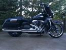 2008 Harley Davidson Electra Glide with Enforcer wheel