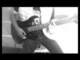 Amatory - Эффект бабочки ( guitar cover Дмитрий Самойлов )
