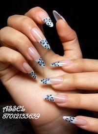 Какие бывают формы ногтей: выбор и применение (с фото) 77