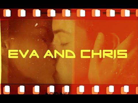 Eva and Chris from Skam