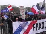 По неофициальным данным «День гнева» в Париже собрал более 100 тысяч защитников традиционной семьи