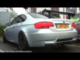 Supercharged BMW M3 E92 Sound! G-Power Tuning