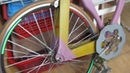 Дерев'яний велосипед своїми руками / Handmade wooden bike