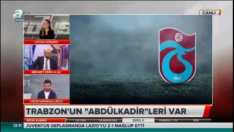 Sivasspor 1 1 Trabzonspor Uğur Karakullukçu Spor Ajansı 28 Ocak