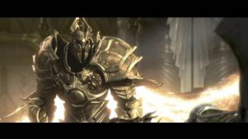 Ролик при переходе в АКТ 2. Diablo III: Reaper of Souls – Ultimate Evil Edition (русский)