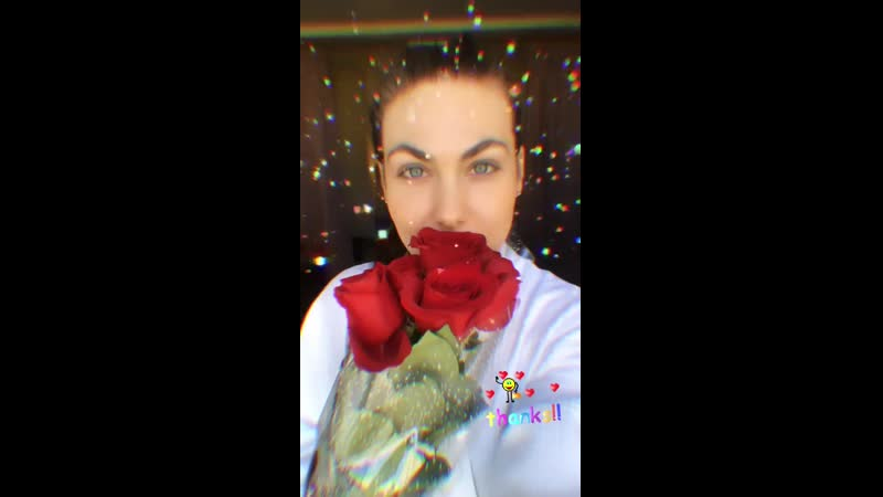 Elize on Instagram (with my flowers) Khabarovsk 2019